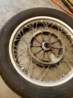 1978 ORIGINAL BMW OEM AIRHEAD R100 /7 R60/6 R75/6 R90/6 R100 REAR WHEEL RIM 18
