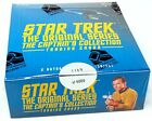 STAR TREK THE ORIGINAL SERIES CAPTAIN'S COLLECTION BOX
