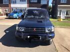 LARGER PHOTOS: Mitsubishi shogun 2.8 diesel 1997