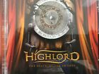 HIGHLORD - The Death Of The Artists CD 2009 Scarlet Records Excellent Cond!