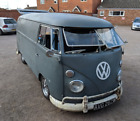 1966 RHD VW splitscreen panel van camper T2 T5 retro bay volkswagen delivery