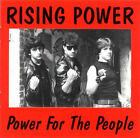 RISING POWER Power for the People CD Mike Portnoy Dream Theater NWOBHM U.S.Metal