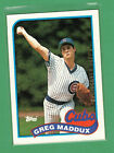 Greg Maddux Cards, Rookie Cards and Memorabilia Guide 7