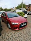 LARGER PHOTOS: mitsubishi lancer 2.0 di-d diesel 2009 history cheapest in UK bargain