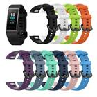 Smartwatch Silicone Band Wristband Bracelet Strap for Huawei Band 3 Pro Watch