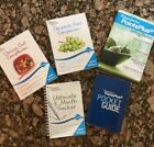 Weight Watchers Points Plus Book Lot