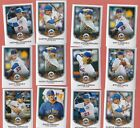 2016 Topps MLB Sticker Collection Baseball 18