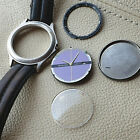 Junghans Solar 1 vintage mens watch.,36 mm.not working,untested,for parts,repair