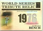 2003 Topps Tribute World Series Edition Baseball Cards 12