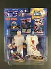 1998 Starting Lineup Baseball Mike Piazza / Ivan Rodriguez (Classic Double)
