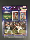 2000 Starting Lineup Baseball Roger Clemens / Curt Shilling (Classic Double)