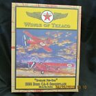 Wings of Texaco Collectible Airplane Banks