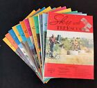 Sky  Telescope Magazine 1975 Full Year 12 Monthly issues Vintage Astronomy