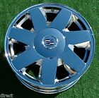 Set of FOUR 4 NEW Chrome Cadillac Deville DTS 17 inch OEM Factory Style WHEELS