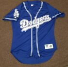 1999 Los Angeles Dodgers Jersey Size 44 L russell authentic jersey