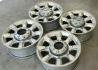 20 FORD F250 F350 PLATINUM RANCH LARIAT SUPERDUTY OEM FACTORY STOCK WHEELS RIMS
