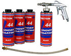 Undercoating Kit Includes Spray Gun With Adjustable Nozzle And Spray Wand