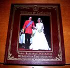EASTON PRESS LEATHER BOUND WILLIAM AND CATHERINE Their Romance and Royal Wedding