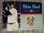 Mickey Mantle Cards, Rookie Cards and Memorabilia Buying Guide 63