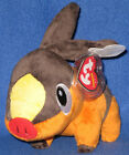TY TEPIG the POKEMON BEANIE BABY - MINT with MINT TAGS -  UK EXCLUSIVE