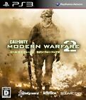 PS3 Call of Duty Modern Warfare 2 Free Shipping with Tracking# New from Japan