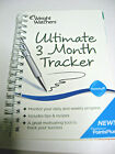 Weight Watchers Ultimate 3 Month Tracker Food Diary Points Plus Journal 12 weeks