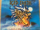 ICED EARTH - Alive In Athens 3 x CD 1999 Century Media Excellent Cond! 3CD