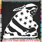 Native American Americas First Patriot Indian Chief Warrior Sticker Decal
