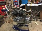 1980 Harley Shovelhead 80 CI Engine Motor 4 Speed Trans Primary Papers