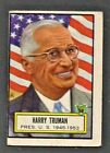1952 Topps Look n See Trading Cards 6