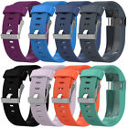Silicone Band Rubber Wristband Bracelet For Fitbit Charge HR+Screw driver  SG1 j