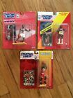 (3) STARTING LINEUP FIGURES, SCOTTIE PIPPEN 1992 & 1997 / B.J. ARMSTRONG 1994