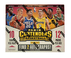 2017 18 Panini Contenders Basketball Hobby Box Sports Card Factory Sealed