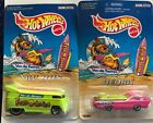 Hot Wheels Fish O Saurus VW Bus and Deora LIMITED EDITION 1 50000