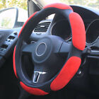 Soft Memory Foam Car Truck Steering Wheel Cover Protect From Hot Cold No-odor