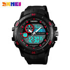 SKMEI SPORT UHR MENS TOP MARKE LUXURY BIG DIAL LED DIGITAL ARMBANDUHR 1428 54AF