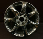 Buick Enclave 2008 2010 Used OEM wheel 19x75 factory 08 09 10 Chrome Clad