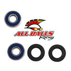 1992-1997 Moto Guzzi Quota 1000 Motorcycle All Balls Wheel Bearing Kit [Front]