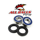 2006-2007 BMW G650X MOTO Motorcycle All Balls Wheel Bearing Kit [Front]