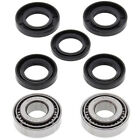 1980-1981 BMW R100CS Motorcycle All Balls Wheel Bearing Kit [Rear]
