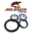 1995 Triumph Daytona Super III Motorcycle All Balls Wheel Bearing Kit [Front]
