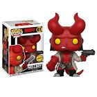 Funko Pop Vinyl Comics Hellboy with Horns Chase Variant Action Figure