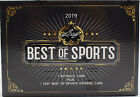 2019 Leaf Best of Sports Hobby Box Factoy Sealed Vintage Memorabilia Rookie Auto
