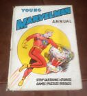 Early Golden Age Young Marvelman Annual 1960 Vintage Rare But Damaged