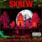 Burning in Water Drowning in Flame ~ Skrew CD