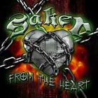 SAKER - From The Heart CD - NEW DIGIPAK CD, BAD BOY EDDY guitarist