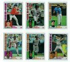 1984 Chrome Refractor Silver Pack Complete Your Set 2019 Topps Series 2 You Pick