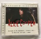 Alice Cooper - Extended Versions Live CD - NM US Sony BMG SUPER RARE