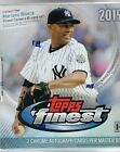 2019 TOPPS FINEST BASEBALL MINI BOX HOBBY FACT SEALED 6 PACKS PER 1 AUTO PER