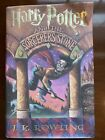 Harry Potter and the Sorcerers Stone 1st American Edition Signed